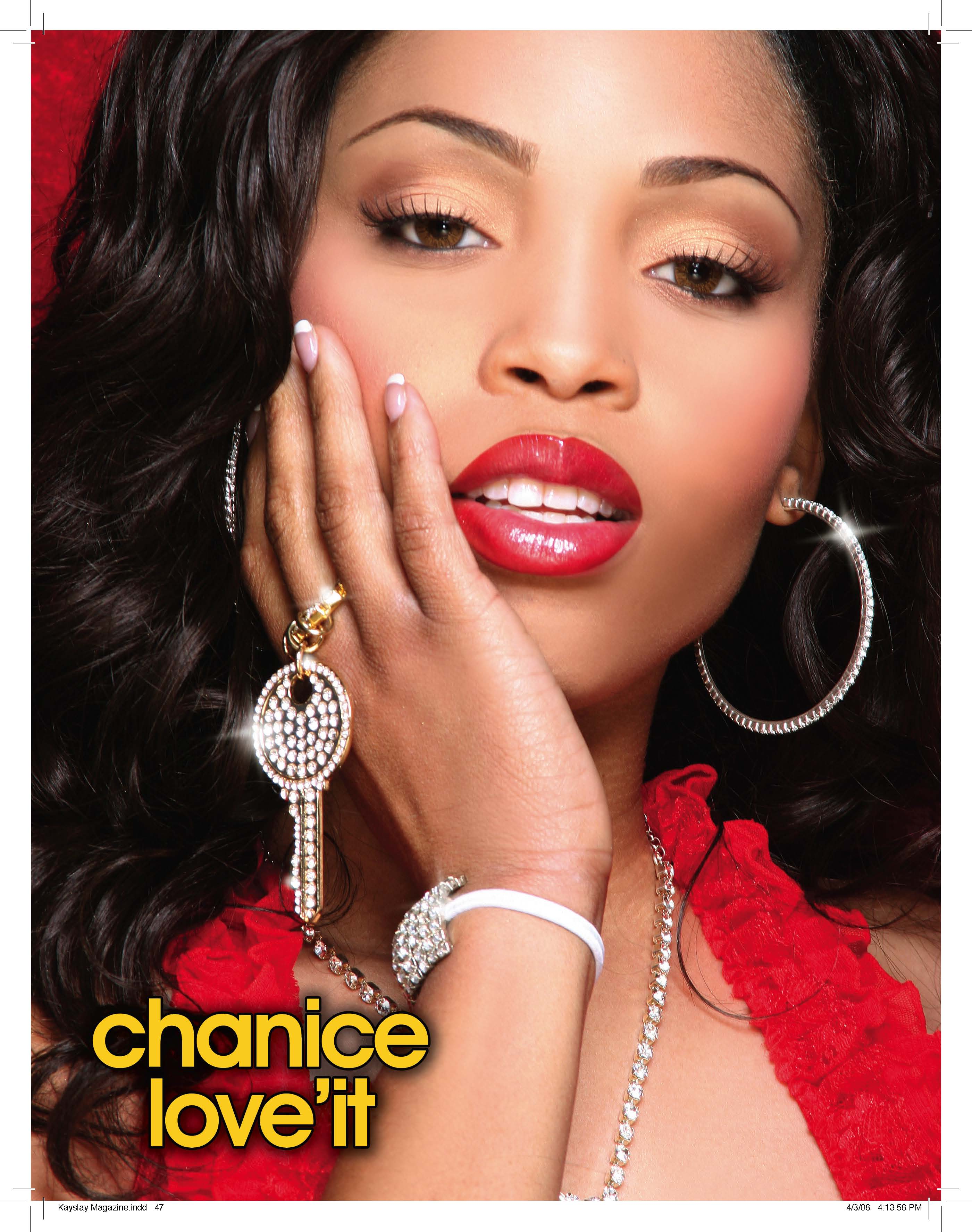 Love It Must Have Been: 1 Chanice Love'it